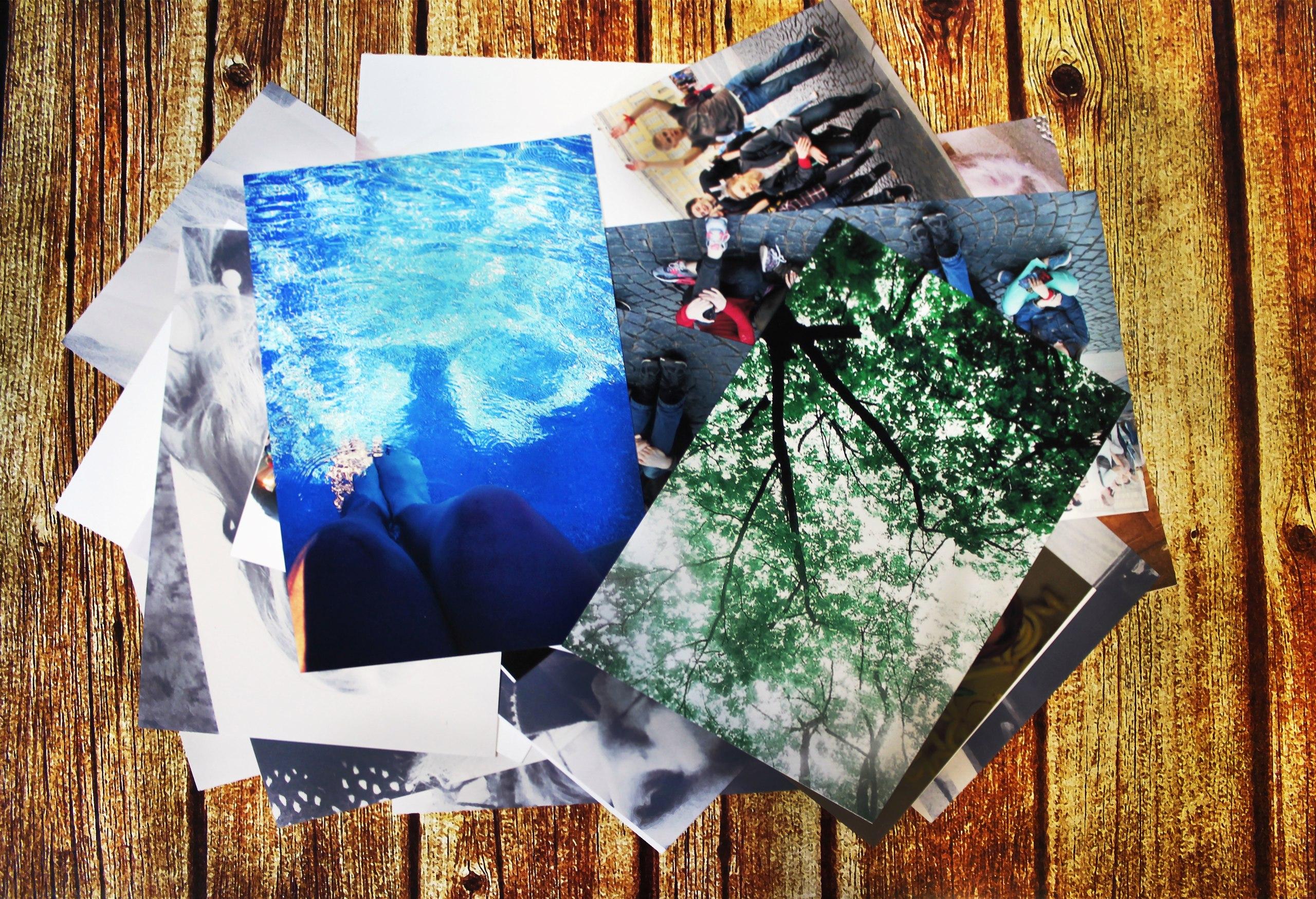 Копирование и увеличение фотографий