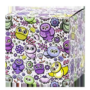 Коробка для кружки Совушки
