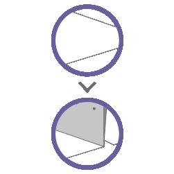 постпечатная обработка резка одного листа