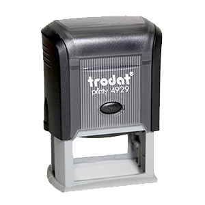 Оснастка автоматическая Trodat 50х30 мм