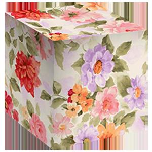 Коробка для кружки Акварель
