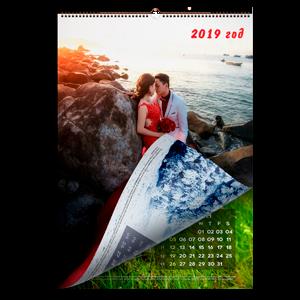 Календарь А3 перекидной вертикальный