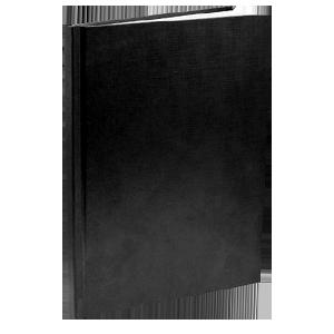 Твердый переплет - черная обложка