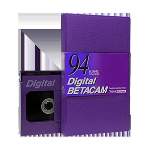 оцифровка betacam